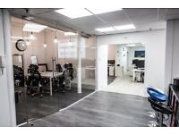 Modern, cool Bermondsey dedicated office for 20 people