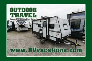 2018 FOREST RIVER Viking 17BH $68.08 Bi-weekly OAC