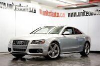2010 Audi S5 4.2L (M6) rare