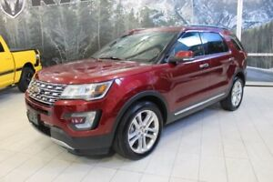 2016 FORD EXPLORER LIMITED 7PLACES 4X4 *CUIR/TOIT/NAV/CAMERA REC
