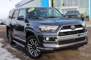 2017 Toyota 4Runner Limited 7Pass| Sun| Nav| H/C Leath| JBL®| RV