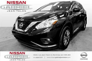 2015 Nissan Murano SL AWD SL NAVIGATION BLACK ON BLACK ONLY 1800