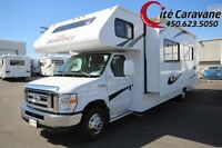 2015 Forest River Sunseeker 3010 2 extensions 2015 Classe C 31 p