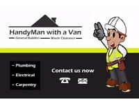 HandyMAN with a VAN Cardiff-Commercial and residential renovations, commision work.