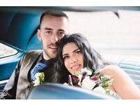 Documetary wedding photographer for hire London