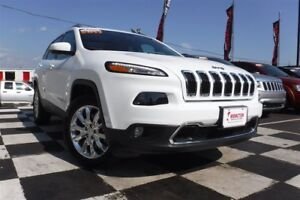 2017 Jeep Cherokee Limited | Backup camera | Satellite Radio |