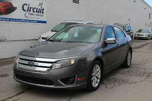 2012 Ford Fusion sel