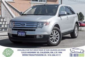 2010 Ford Edge SEL | LOW KM