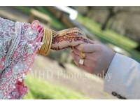 Asian wedding photography/cinematography. All day full coverage from £325.
