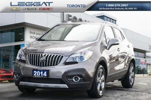 2014 Buick Encore ConvenienceTHE BEST SUV FOR THE CITY!)