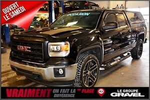 2015 GMC Sierra 1500 SLE - CAMERA ARRIERE - MARCHE PIEDS - PHARE