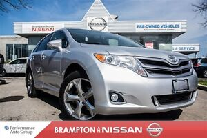 2013 Toyota Venza V6 AWD  *Leather|Bluetooth|Rear view monitor*