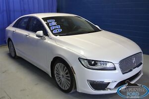 2017 Lincoln MKZ 2.0L Ecoboost / Cuir / Navigation !!!483.21/ MO
