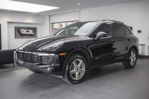 2016 Porsche Cayenne Premium Package plus
