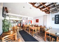 Restaurant for sale Hoe Street Walthamstow London E17