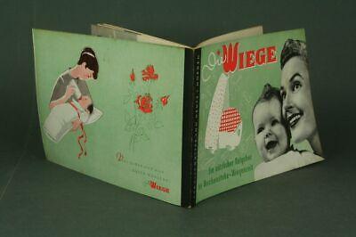 Die Wiege - Ein Nützlicher Counselor + Wiegezeit - Original No. 2 From 1959/S17