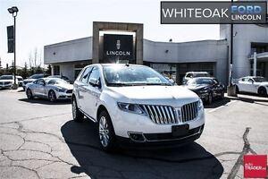 2013 Lincoln MKX AWD, NAVI, PANNA ROOF, --2.9% APR, 160000KM WAR