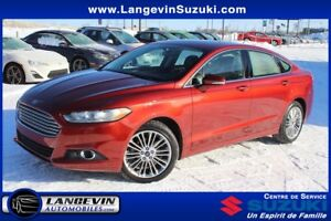2014 Ford Fusion SE/AWD/CUIR/GPS/TOIT OUVRANT