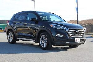 2017 Hyundai Tucson SE! LEATHER! SUNROOF! AWD!