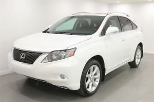 2012 Lexus RX 350 AWD|Leather|Sunroof|Nav|White