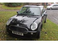 BMW MINI ONE 1.6 lovely little car £750 ono or swaps px