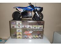 rc motor cross bike £130 ono