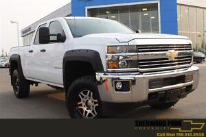 2015 Chevrolet SILVERADO 2500HD LT| Cust Susp/Rim/Tire/Flare| Re
