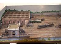 Oo Gauge Exhibition Standard Model Railway Layout