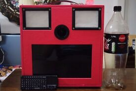 photo booth for sale (DIY Built) full setup