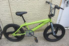 bikes BMX with mag wheels