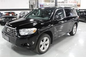2010 Toyota Highlander LIMITED | 1-OWNER | BACKUP CAMERA