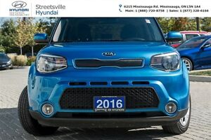 2016 Kia Soul LX AUTO AIR FORMER DAILY RENTAL