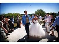 Princess Wedding Dress Madam Burcu size 10