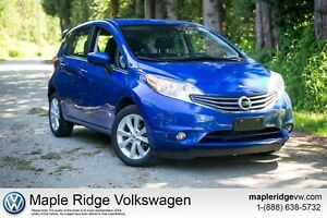 2016 Nissan Versa Note 1.6 SL TOP OF THE LINE