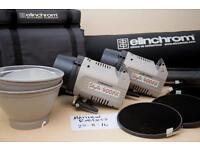 Elinchrom studio flash equipment