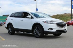 2015 Mazda CX-9 GT! LOADED! 7 PASSENGER! AWD!