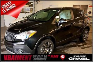 2016 Buick Encore *DEMO* SPORT TOURING **107$/SEM**