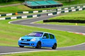 Renault Clio 182 RACING BLUE