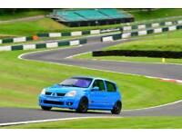 Renault Clio 182 RACING BLUE