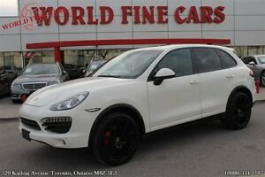 2011 Porsche Cayenne S | Navigation | Entertainment Package