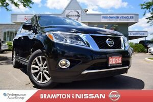2014 Nissan Pathfinder SL *Navigation,Rear View,Heated Seats*