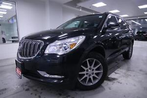 2014 Buick Enclave Leather PKG, DVD, NAV, ONE OWNER, NO ACCIDENT