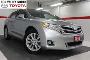 2015 Toyota Venza XLE AWD Heated Lthr Nav Sunroof Btooth BU Came
