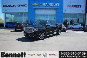 2016 GMC Sierra 1500 DenaliDenali - 5.3V8 with Nav, Cooled seats