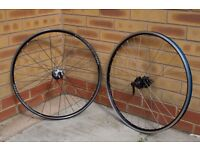 "Mountain Bike Wheelset 26"" QR Disc Brake"