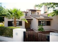 Dream Spanish 3 bed/3 bath Golf course Villa-Murcia Region.....potentially for as little as £2 !