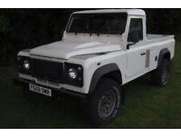 Land Rover Defender Pickup 3500kg