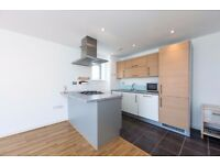 Spacious 2 Bed 2 Bath Apartment in Bow, E3, Close to the Station, Balcony, Tesco 2 min walk- VZ