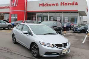 2015 Honda Civic EX*REARCAM*BLUETOOTH*ROOF