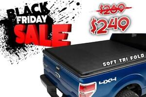 Hard Cover $499 and Soft Cover $249 !!! BLACK FRIDAY IS HERE !!! TONNEAU COVER SALE